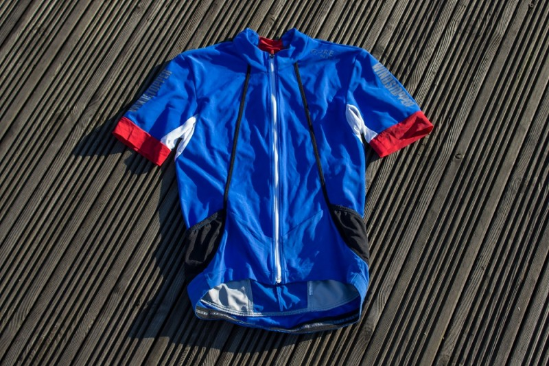 Gore Bike Wear Oxygen Windstopper Jersey
