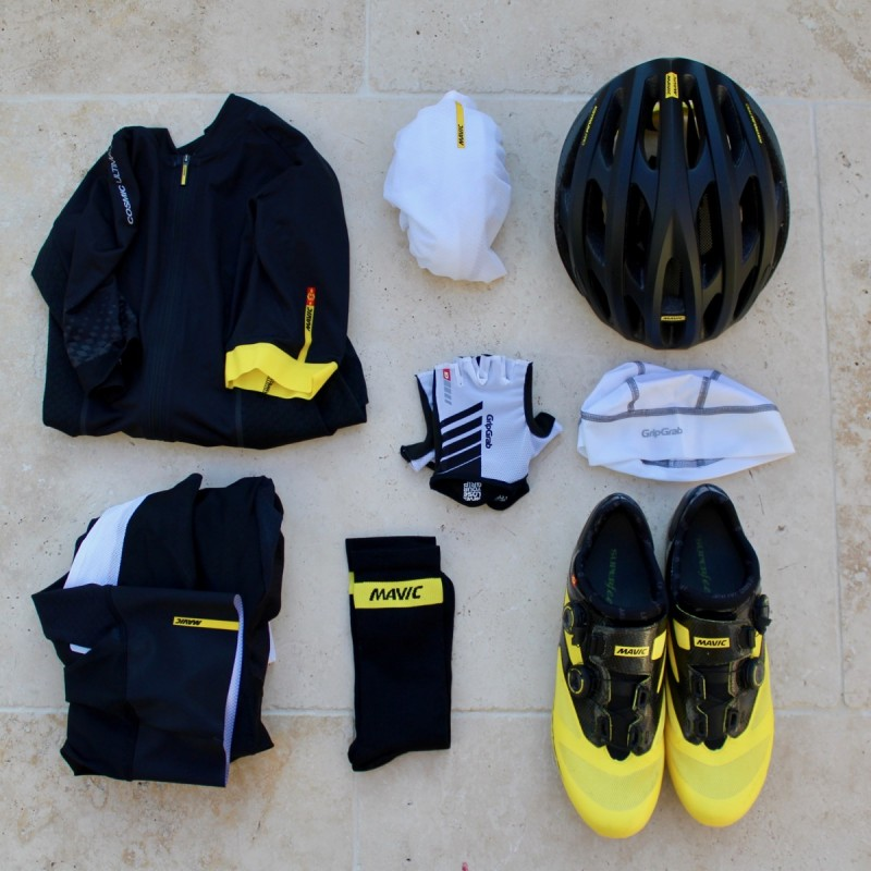 Mavic Everesting Kit