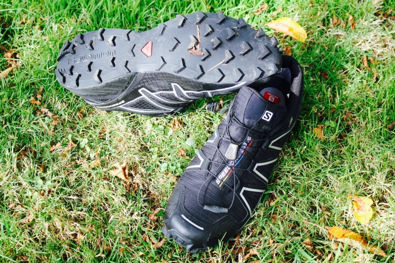 Salomon Speedcross 4 Gtx Sohle