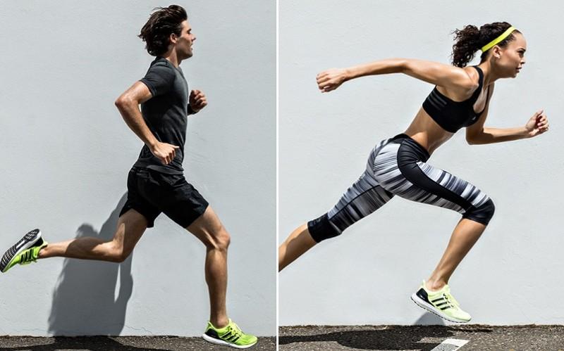Adidas Marathon  Running Shoes