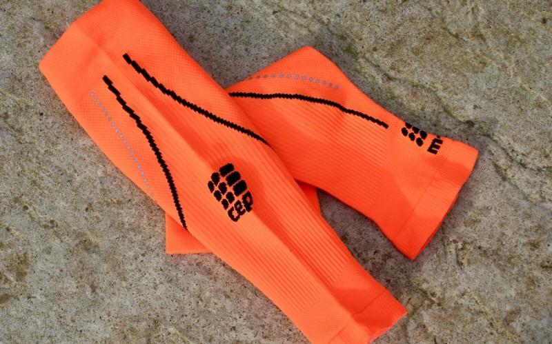 CEP Compression night run sleeves compression wear