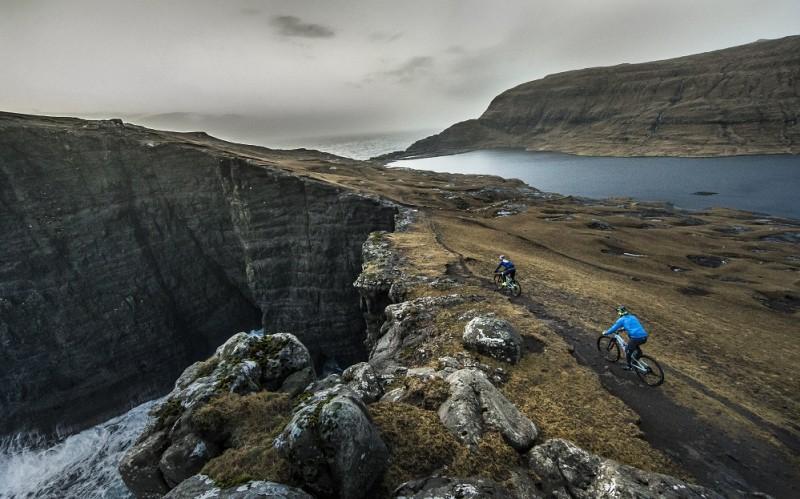 Faroe Islands Mountain Biking