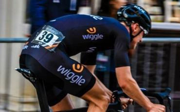 image of Team Wiggle rider Andy Shackel