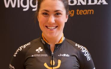 Team Launch portrait image of Chloe Hosking