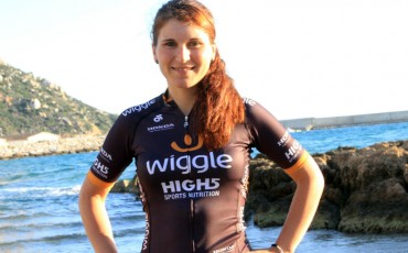 Elisa Longo Borghini rider photo
