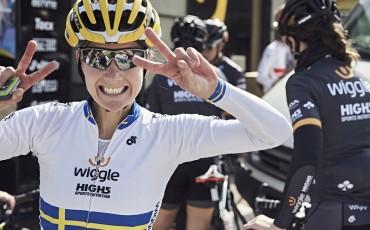 Wiggle stellt vor: Emma Johansson vom Wiggle High5 Team