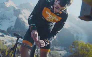 Wiggle stellt vor: Fahrrad-Bungee Tester Joe Stembridge
