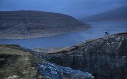 Zwielicht auf den Faeroer Inseln