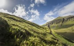 Sommer auf den Faeroer Inseln